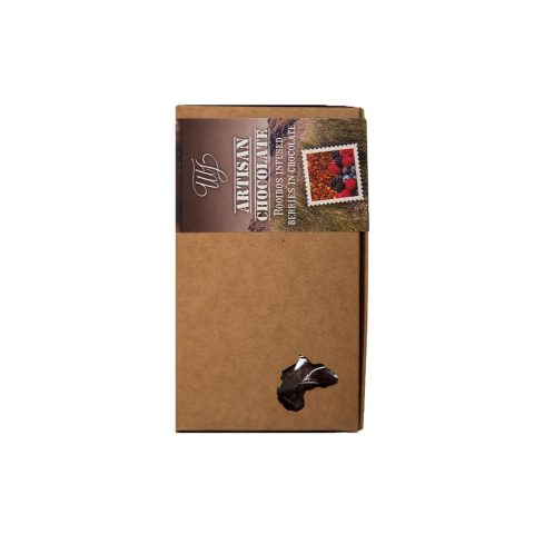 Rooibos Berry Cut out box