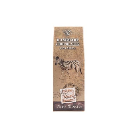 Zebra - Nutty Nougat African Collection