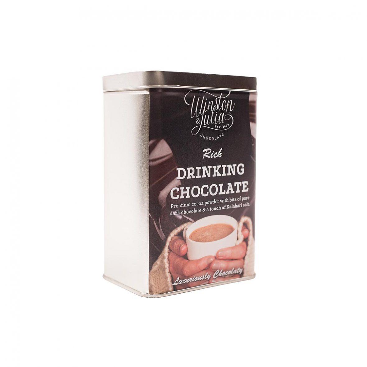 Drinking Chocolate - Tin