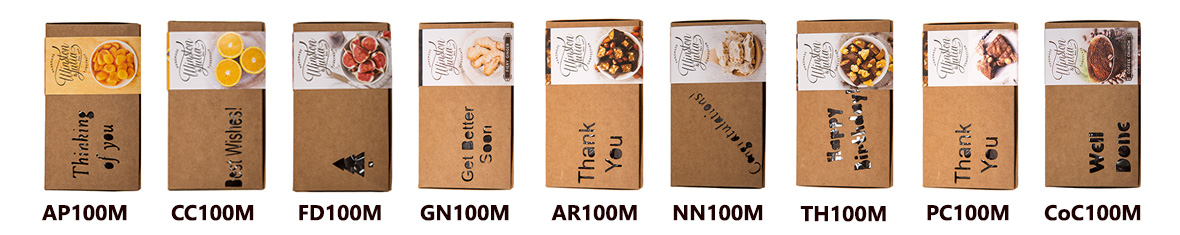 Conference / Corporate / Hotel - Message or Plain Box 100g