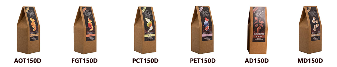 Natural Collection - 150g Bag - 80% Choc