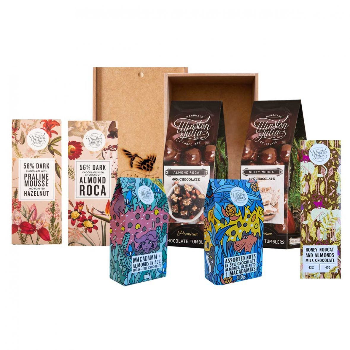 Crunch Gift Pack