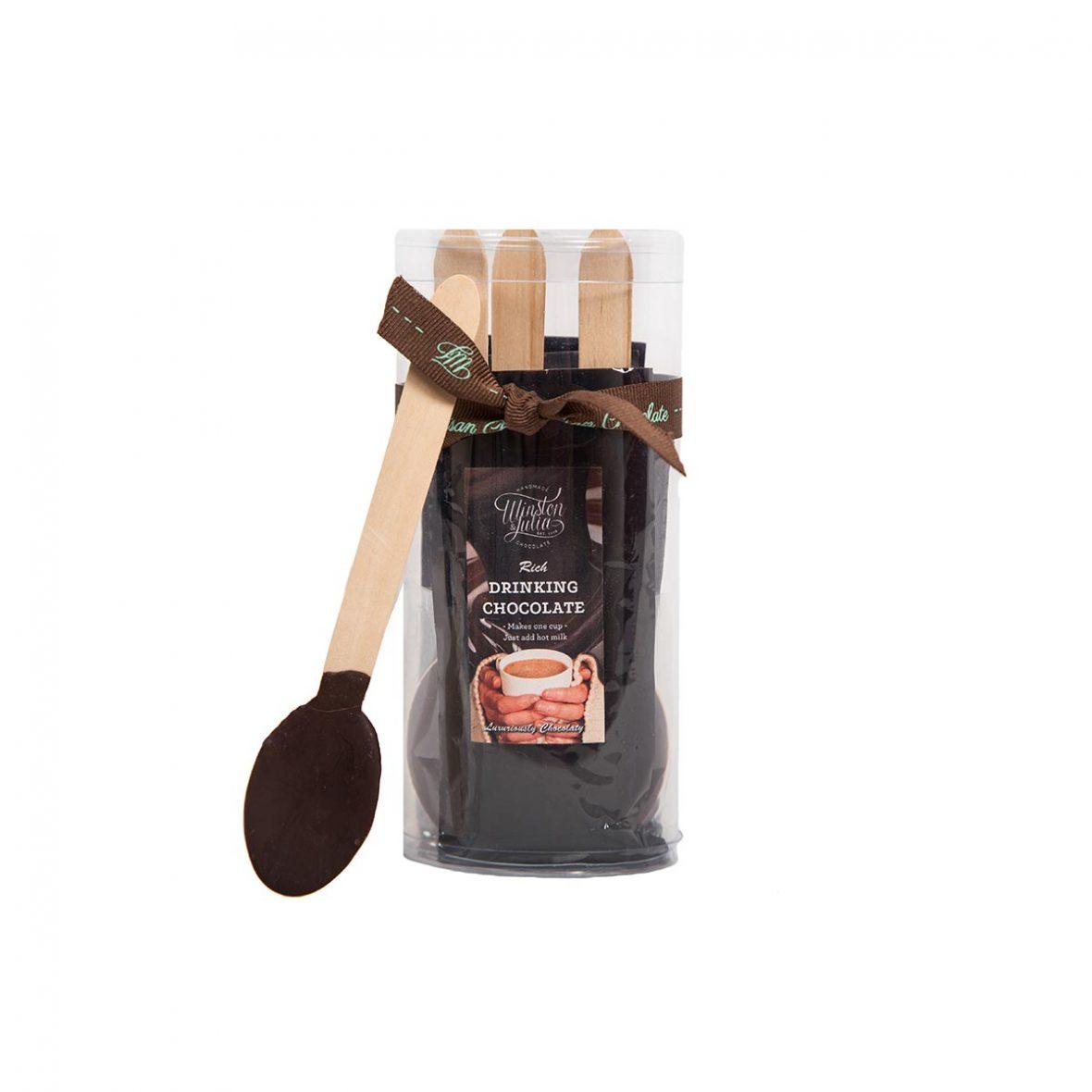 Hot Choc Sachets & Spoons
