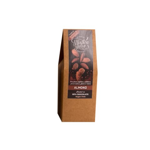Almonds 80% Sugar Free Chocolate Natural Collection
