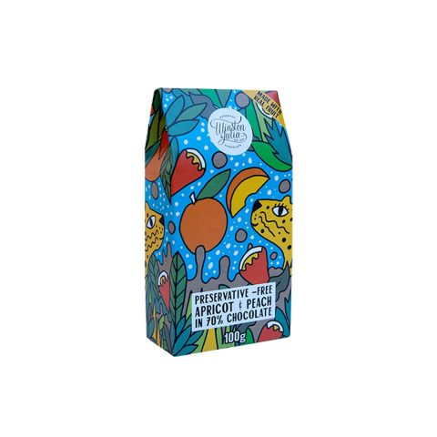 Apricot and Peach 70% Animal Box