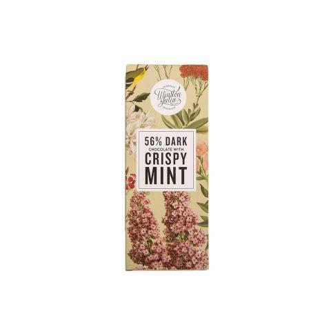 Mint - 56% chocolate slab